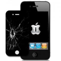 Réparation vitre tactile cassée iPhone 4