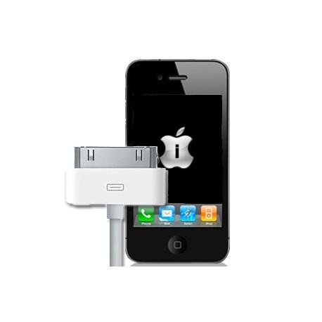 Réparation connecteur de charge iPhone 4