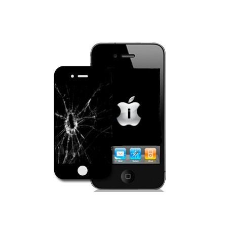 Remplacement de la vitre tactile et la dalle LCD iPhone 4S