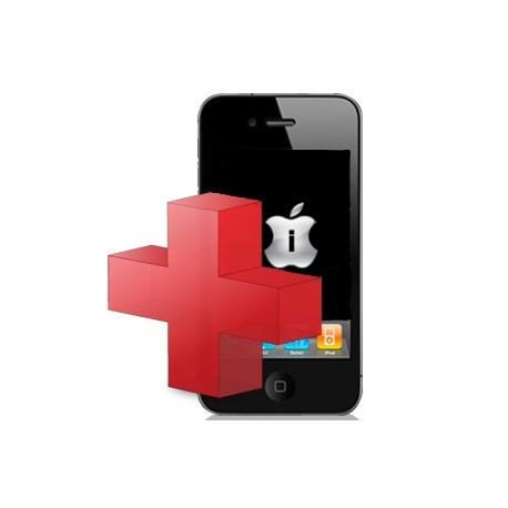Diagnostic de panne iPhone 4S