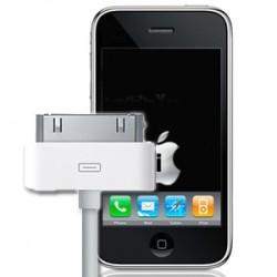 Réparation connecteur de charge iPhone 3GS et remplacement de port dock