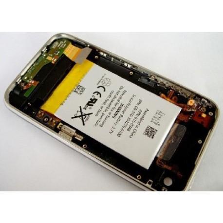 Coque arrière blanche complète de remplacement iPhone 3G