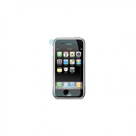 Film de protection iPhone 3G, iPhone 3GS transparent