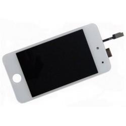 Ecran complet pour iPod Touch 4G blanc