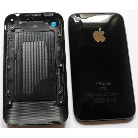 Coque arrière de remplacement iPhone 3G noir
