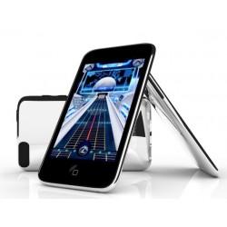 Réparation vitre tactile iPod Touch 4 noir