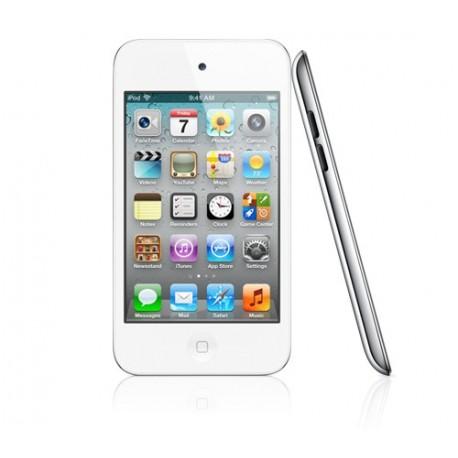 Réparation vitre tactile iPod Touch 4 blanc
