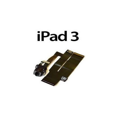 Nappe prise jack audio iPad 3 Wifi