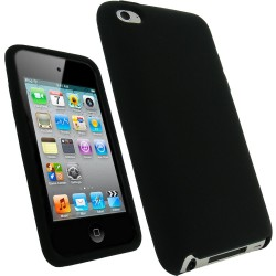Coque de protection iPod Touch 4G en silicone