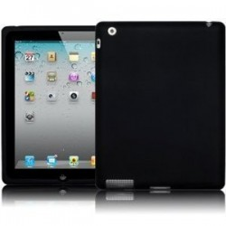 Coque de protection nouvel iPad3 en silicone