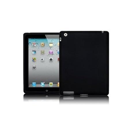Coque de protection nouvel iPad3 en silicone