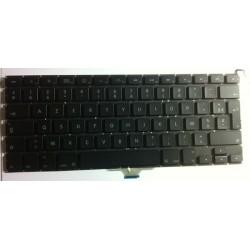 Clavier AZERTY Macbook Air 13 pouces A1304
