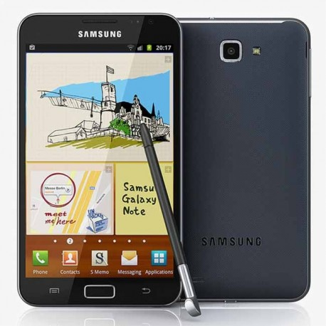 Réparation vitre tactile Samsung Galaxy Note N7000