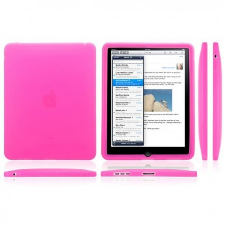 Coque iPad 2 en silicone