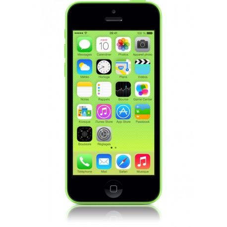 Diagnostic de panne iPhone 5C