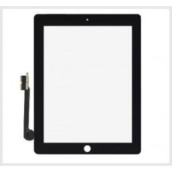 Vitre tactile iPad 4 Noir Apple