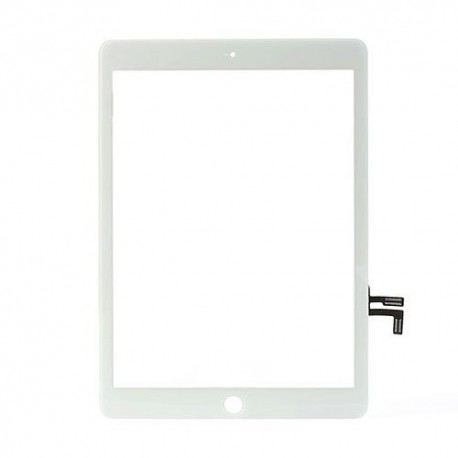 Vitre tactile iPad air Blanc Apple