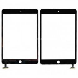Vitre tactile iPad Mini Noir