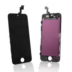 Ecran LCD Retina avec vitre tactile iPhone 5C noir