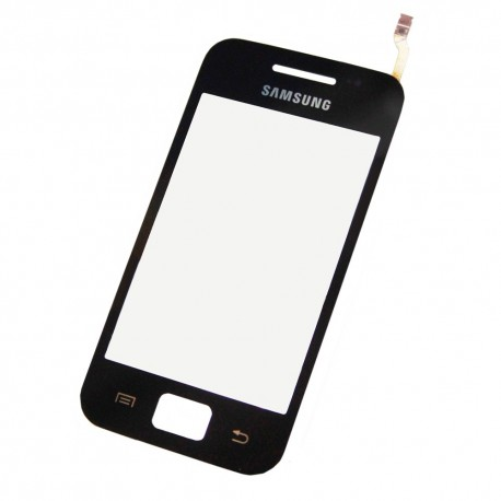 Ecran vitre tactile Samsung Galaxy Ace GT-S5830 noir