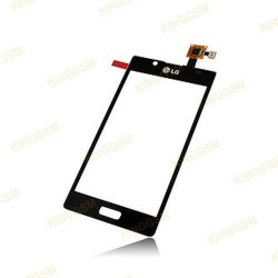 Ecran vitre tactile LG optimus L7 et P700 noir