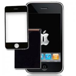 Réparation dalle LCD cassée iPhone 3G