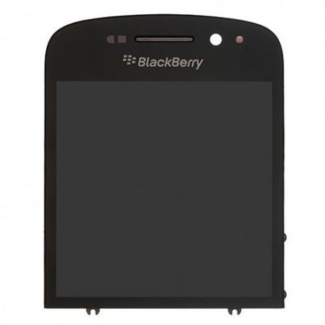 Vitre tactile Ecran LCD assemnblés Blackberry Q10