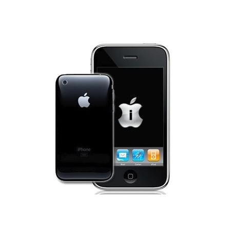 Remplacement de la coque arrière iPhone 3G