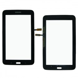 Ecran vitre tactile Samsung Galaxy Tab 3 Lite 7 pouces T110 noir