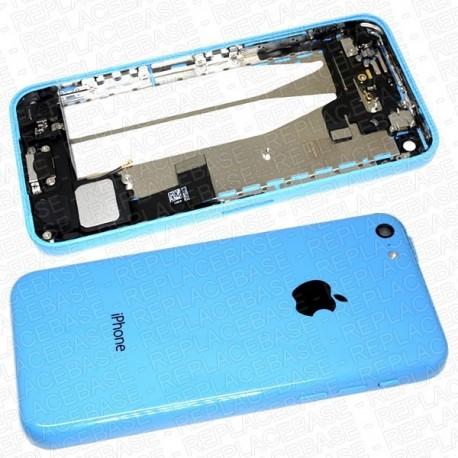 Coque arrière complète iPhone 5C