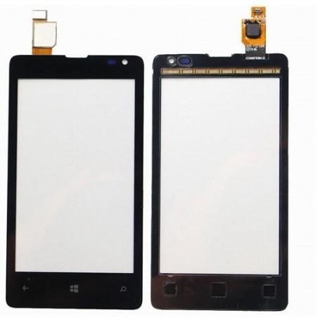 Ecran vitre tactile Nokia Lumia 435