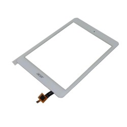 Vitre tactile blanche Acer iconia A1-830 blanc