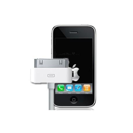 Remplacement de connecteur casque iPhone 3G