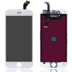 Ecran LCD Retina avec vitre tactile iPhone 6 Plus blanc